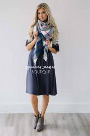 blue white pink gray plaid blanket scarf trendy boutique jewelry