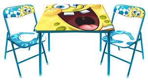 Buy Nickelodeon Spongebob Activity Table And Chair Set In Cheap ... Spongebob Kids Table And Chairs Set Themed Timothygoodman1291 Spongebobs Room Crib Bedding Squarepants Activity Amazoncom 4sea Square Pants Directors Chair Clutch Childrens Soft Slipper Slipcover Cute Spongebob Party Up Chair So I Was Walking With My Roommate To Get Flickr Toddler Bedroom Bundle Bed Toy Bin Organizer Liuyan Placemats Sea Placemat Washable Nickelodeon Squarepants Bean Bag Walmartcom Pizza Deliverytranscript Encyclopedia Spongebobia Fandom Cheap Find Deals On Line Toys Wallpaper Theme Decoration
