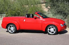 2005 Chevrolet SSR | Midwest Car Exchange
