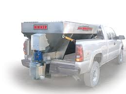 100 Salt Spreader For Truck Hiniker Model 975 DualMotor Electric And Sand