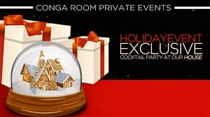 Conga Room La Live Concerts by Book Conga Room For Your Holiday Party L A Live