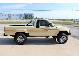 1986 Toyota Pickup For Sale | Listing ID: CC-1094020 | ClassicCars ... 1986 Toyota Sales Brochure Efi Turbo 4x4 Pickup Glen Shelly Auto Brokers Denver Govdeals 1 Ton Long Bed Reg Cab 2wd Youtube 1990 Overview Cargurus Sr5 Extendedcab Truck Stock Fj40 Wheels Super Clean T25 Anaheim 2016 V8 Ex Bad Boy Toy 4cam 32valves Hilux Wikipedia Lift Kits Tuff Country Ezride The And Tacoma Compared Spec For Deluxe Toyota Pickup Deluxe 4x4 Regular Cab Sly Lumpkins 4runner Bfgoodrichs What Are You