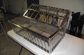100 Pigeon Coop Plans Cage Trap Bird Cages