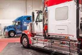 Kenworth International Lonestar Truck At The 65th IAA Commercial..