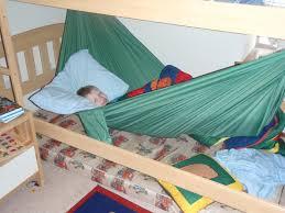 Hammock Bunk Bed