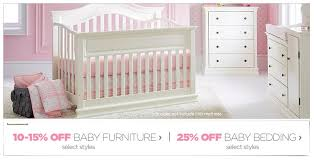 Pink Sky Crib Bedding Collection Featured on JCPenney s Baby