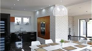 100 Brick Ceiling LOFT WHITE Gypsum Brick Tile