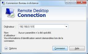 autoriser bureau a distance bureau à distance ou remote desktop contrôle à distance
