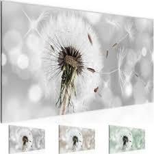 details zu wandbilder bilder blumen pusteblume vlies leinwand bild wohnzimmer schlafzimmer