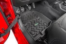 100 Floor Liners For Trucks Quadratec Ultimate All Weather For 1819 Jeep Wrangler
