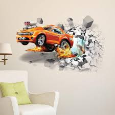 3D Through The Brick Car Wall Decal - The Decal House Monster Truck Vinyl Wall Decal Car Son Room Decor Garage Art Grave Digger Fathead Jr Shop For Sticker Launch Os_mb592 Products Tagged Cstruction Decal Stephen Edward Graphics Blue Thunder Trucks And Decals Stickers Jam El Toro Giant Elegant Familytreeshistorycom Blaze The Machines Scene Setters Decorating Kit Decals Home Fniture Diy Mohawk Warrior Warrior Monster Trucks Jam Wall Stickers Transportation 15 Fire