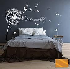 wandaufkleber schlafzimmer günstige wandsticker