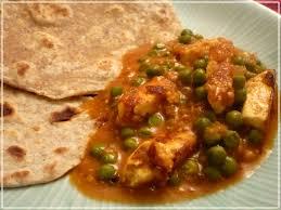 cuisiner petits pois frais mattar paneer curry de paneer maison aux petits pois frais et