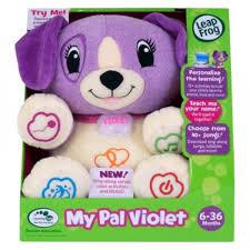 Buy LeapFrog My Puppy Pal Violet In UAE