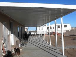 Aluminum Patio Covers & Carports – All Decked Out