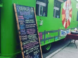 100 Food Trucks Atlanta Network Names Roti Rolls One Of 26 Best Food Trucks In