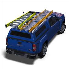 100 Drop Trucks Prime Design ErgoRack Combination Clamp Down Down Ladder Rack