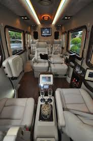 Custom Mercedes Sprinter Van Conversions