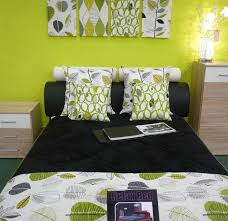 lime green walls in bedroom home design