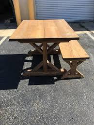Farmhouse World Farmhouse Tables & wooden Benches Orlando new