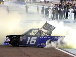 100 Nascar Truck Race Results Victory A Championship For Brett Moffitt SPEED SPORT