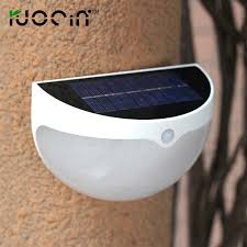 low cost wireless outdoor wall mounted garden led light