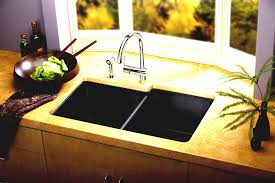 Best Kitchen Sink Material 2015 by Nice Black Corner Kitchen Sink