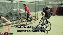 Thus The Gif Of Bike Riders