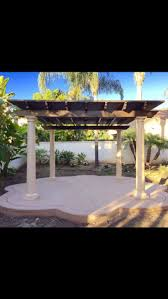 Louvered Patio Covers Phoenix by 112 Best Patio Coverings Images On Pinterest Patio Ideas