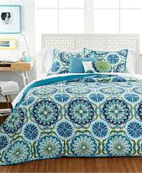 Anthology Bungalow Bedding by Dahlia 5 Piece Comforter And Duvet Cover Sets Teen Bedding Bed