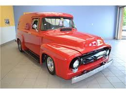 100 1956 Ford Truck Panel For Sale ClassicCarscom CC884352