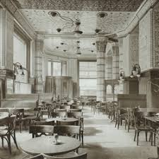 the café imperial in 1914 deco imperial hotel prague