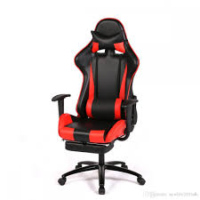 2019 New Red Gaming Chair High Back Computer Chair Ergonomic Design ... Rseat Gaming Seats Cockpits And Motion Simulators For Pc Ps4 Xbox Pit Stop Fniture Racing Style Chair Reviews Wayfair Shop Respawn110 Recling Ergonomic Hot Sell Comfortable Swivel Chairs Fashionable Recline Vertagear Series Sline Sl2000 Review Legit Pc Gaming Chair Dxracer Rv131 Red Play Distribution The Problem With Youtube Essentials Collection Highback Bonded Leather Ewin Computer Custom Mercury White Zenox Galleon Homall Office