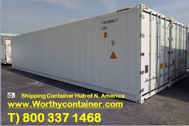 100 40 Foot Containers For Sale High Cube New One Trip Shipping Container Toronto ON CA