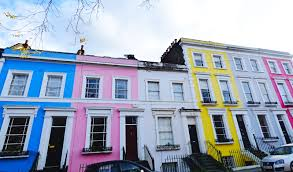 100 Notting Hill Houses The Colorful Of Paige Taylor Evans