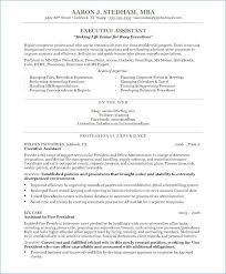 Best Resume Samples For Administrative Assistant Non Profit Images On A Federal