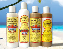 maui babe best tanning lotion out there