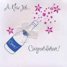 Congrats On Your New Job Wishes Quotes Pictures Messages Greetings Card