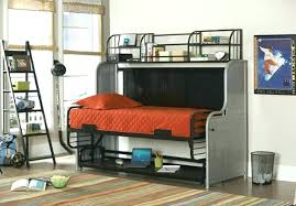 Bunk Bed Desk Combo Plans by Apartments Loft Bed Desk Plans Free Bunk With Underneath And