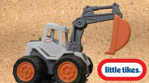 Little Tikes Dirt Diggers Excavator From MGA Entertainment - YouTube Little Tikes Toys R Us Australia Amazoncom Dirt Diggers 2in1 Dump Truck Games Front Loader Walmartcom From Searscom And Sandboxes Ebay Beach Sandbox Shovel Pail By American Plastic Find More Price Ruced Sandboxpool For Vintage Little Tikes Cstruction Monster Truck Child Size Big Digger Castle Adventures At Hayneedle Mga Turtle Sandpit Amazoncouk