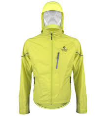 tech men u0027s waterproof breathable cycle jacket rainwear