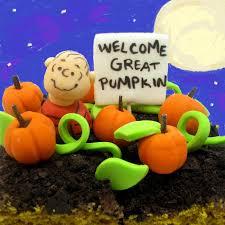 Libbys Great Pumpkin Cookies by Pumpkin Patch Cake For Fall Dessert Or Thanksgiving Dessert