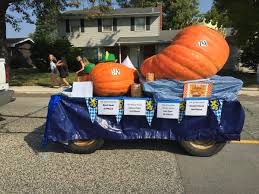 Halloween Farms In Illinois by Princeville Farmer Takes Home Gold During Annual Pumpkin Weigh In