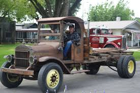 100 Action Truck Amador In Into The Future In A Cool Antique Amador