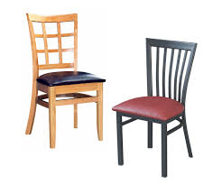 Aluminum Restaurant Chairs Welded For Best Metal
