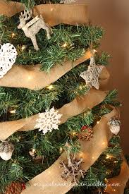 Diy Christmas Decorations Rustic Handmade Ornaments