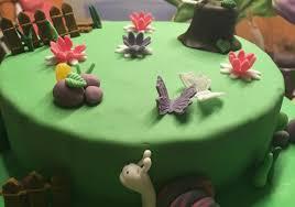 schokoladen torte mit ganache