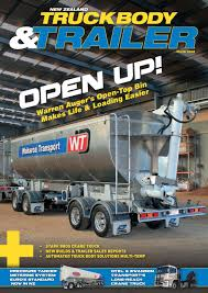 Truckbody & Trailer Magazine By NZ Truckbody & Trailer - Issuu Tailored Approach Bulldog Magazine Cover1 Ordrive Owner Operators Trucking Truckbody Trailer By Nz Issuu Truck Types Fleetwatch Scg Surf City Graphics Lowrider Semitruck Wrap Dodge Dump For Sale Craigslist Best Of Trucks Thayco Van Trailers For N Trans Union Driving School Buses Ford Cab Chassis Ideas How Ctortrailers Can Be Made Safer Consumer Reports Modernday Cowboy 104