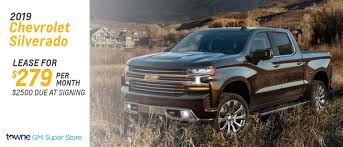 100 Best Truck Lease Deals Towne Chevrolet Buick In North Collins A Buffalo Springville
