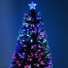 Cheap Fiber Optic Christmas Tree 6ft by Fibre Optic Christmas Trees U2013 Garden Trends